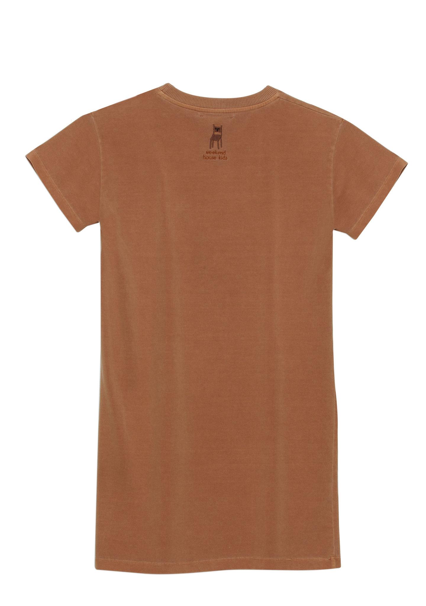 Organic T-Shirt Dress